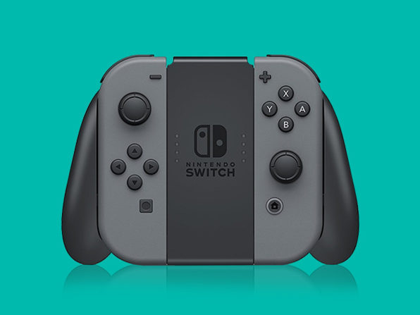 The Nintendo Switch Giveaway