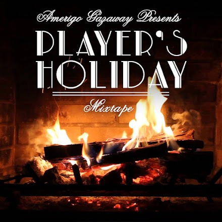 Player's Holiday: A Very Merry Mixtape | Amerigo Gazaway Xmas Mixtape