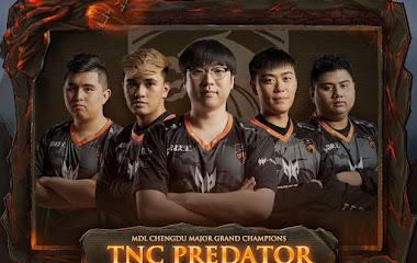 Lật kèo 30.000 Vàng, chức vô địch Chengdu Major đã gọi tên TNC Predator