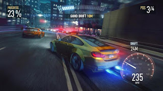 Need For Speed No Limits Mod Apk Full Nitro