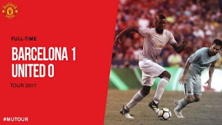 Video Gol Barcelona vs Manchester United 1-0 ICC 2017 USA 26/7/2017