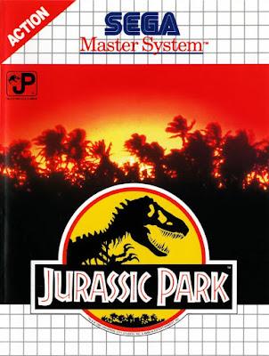 Jurassic Park, cuando los dinosaurios invadieron la Sega Master System