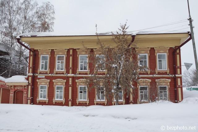 томск улице татарская