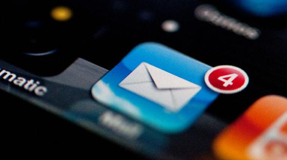 iPhone Mail, iPad Mail