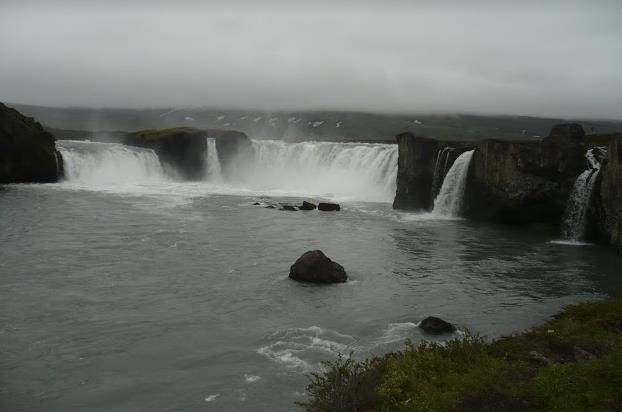 cascata Goðafoss