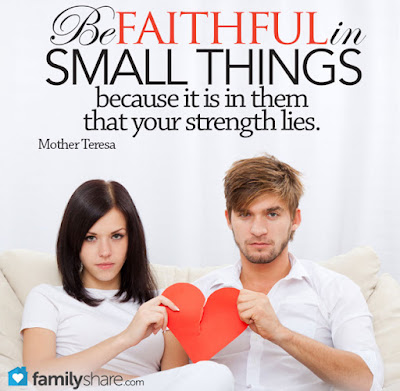 10 ways you are being unfaithful to your spouse — and you don`t even know it