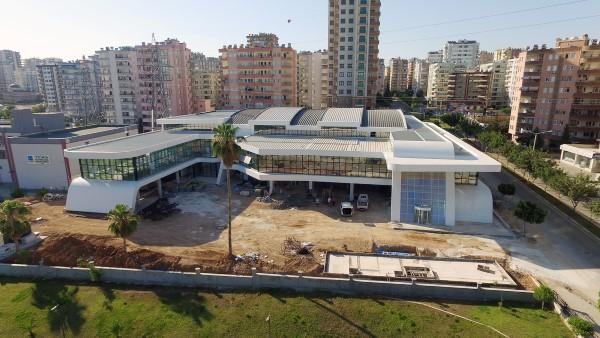 Adana'ya Yeni Spor Kompleksi,adana haberleri,adana,adana haber,manset adana