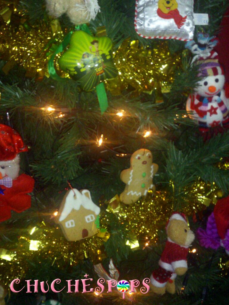 Chuchespops galletas para mi arbol de navidad for Cuando se pone el arbol de navidad