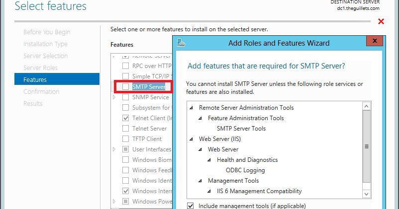 The EXPTA {blog}: How to Configure an Internal SMTP Relay