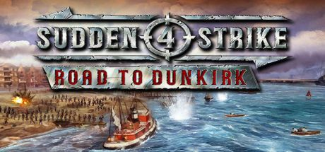 Sudden Strike 4 - Road to Dunkirk
