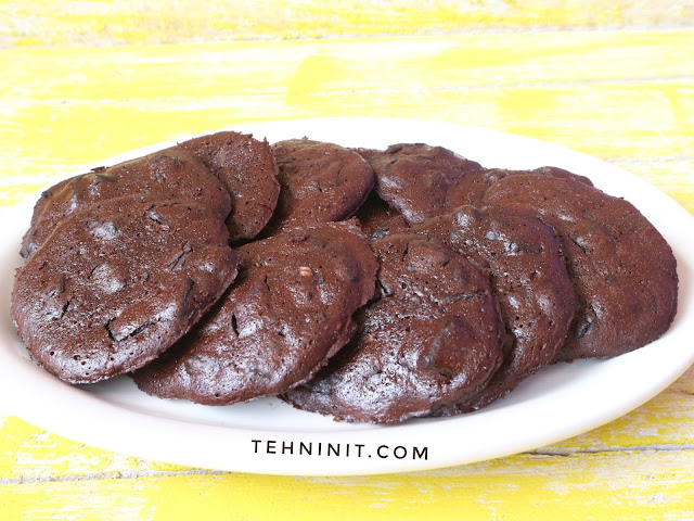 resep kukis brownies