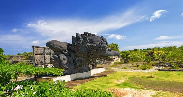Wisata Garuda Wisnu Kencana GWK, Bali, indonesia