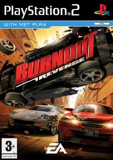 Burnout Revenge PAL PS2