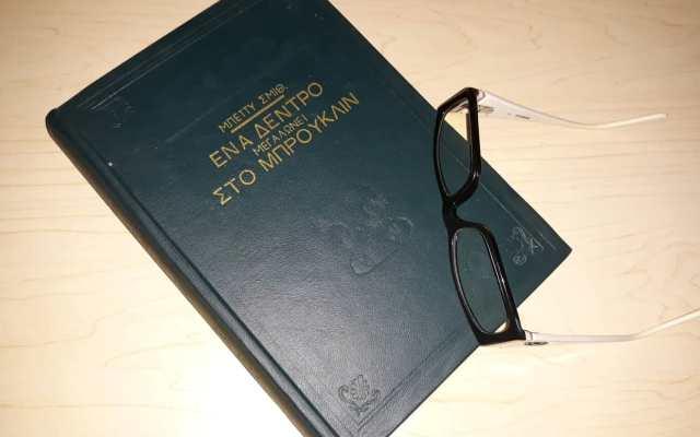 Το πρώτο μου βιβλίο...