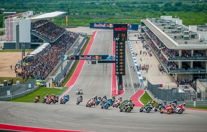Pembalap MotoGP Was-Was dengan Trek Austin