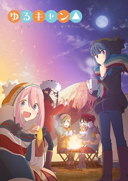 Review Anime Yuru Camp△