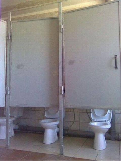 4 – Como ficar na privacidade dessa forma?