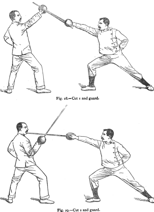 Victorian Fencing Society: Singlestick Part 2