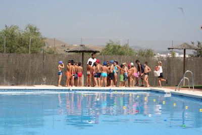 Resultado de imagen de piscinas municipales de casares