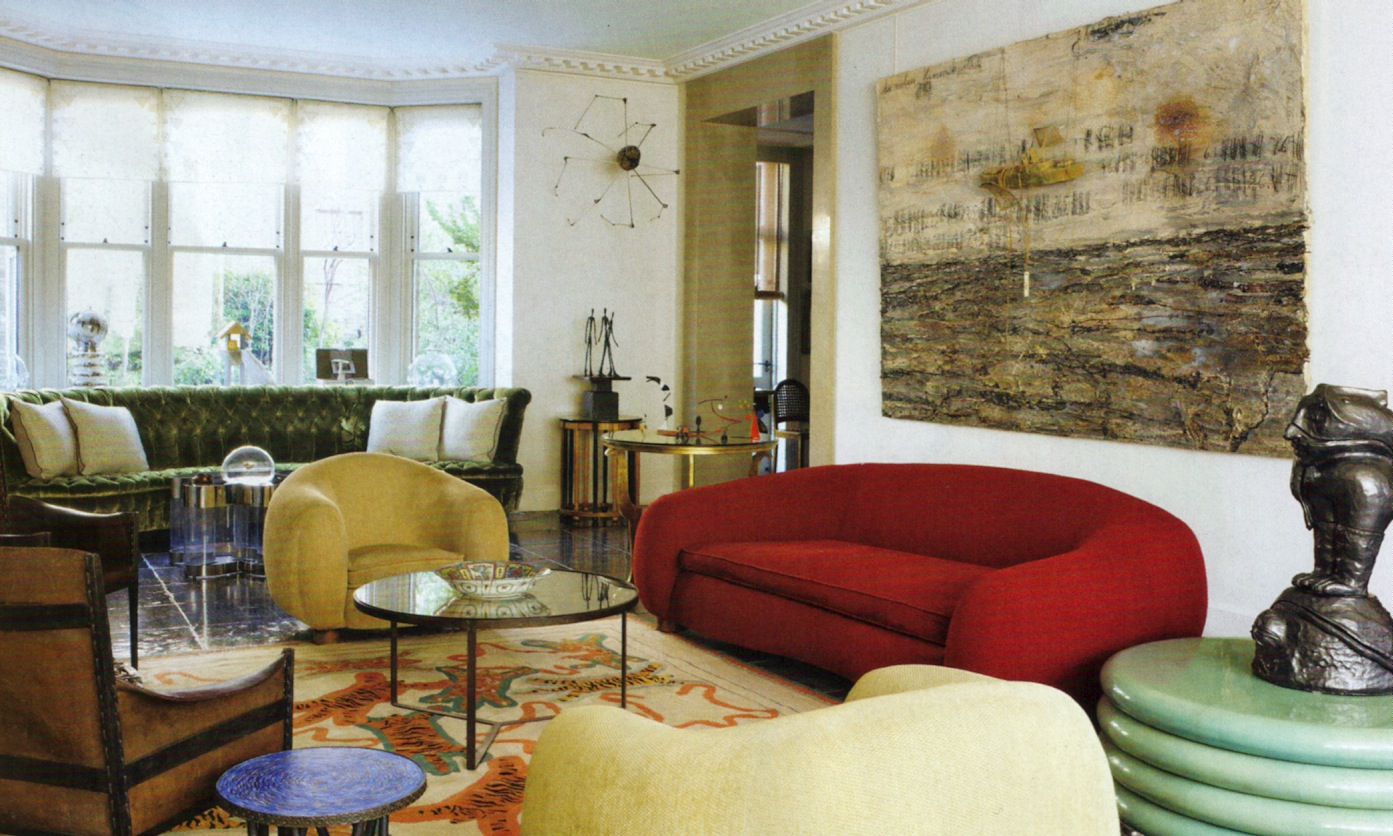 Interior Decorating: US Interior Designs: JACQUES GRANGE