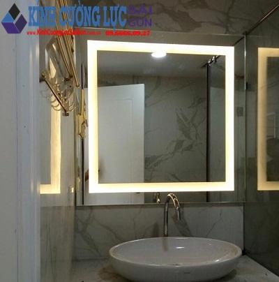 Tư vấn lựa chọn bộ gương kính nhà tắm phù hợp
