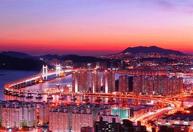 Busan South Korea Wallpaper Moving Wallpapers