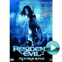 Resident Evil 2: Apokalipsa - film online za darmo (akcja, horror)