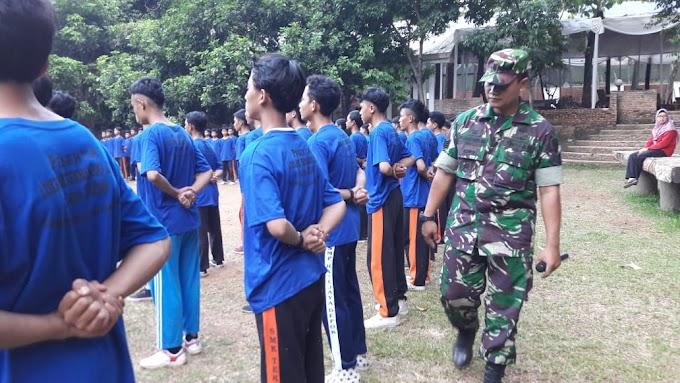 Kepala Sekolah Apresiasi Pelatihan Kedisiplinan dari TNI