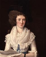 Nancy Storace, c. 1790, por Benjamin van der Gucht (1753–1794).