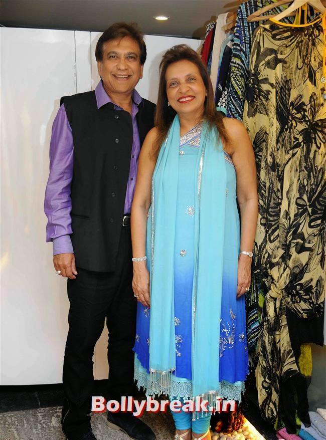 Remu, Akanksha Agarwal at 'YOU Presents Resort Wear Collection'