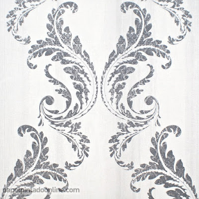 Papel Pintado Pared Ornamental 5991-10 Secrets Erismann