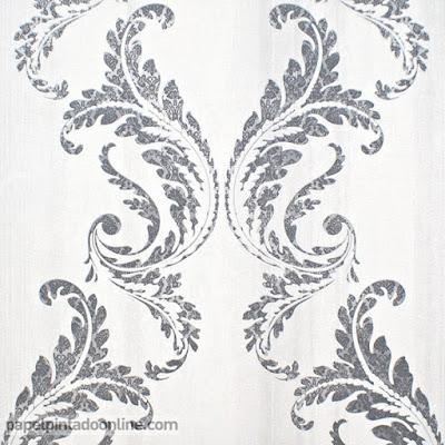 Papel Pintado Pared Ornamental 5991-10 Secrets Erismann