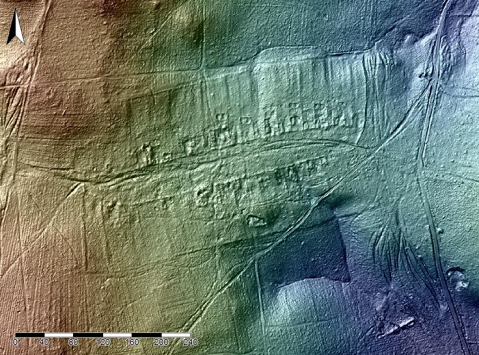 Goschwitz: Un village médiéval perdu redécouvert en Pologne