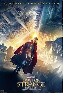 Doctor Strange 2016 Hindi Dual Audio DVDScr 400mb
