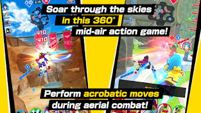 Kick-Flight (MOD, God Mode/No Skill CD) APK Download