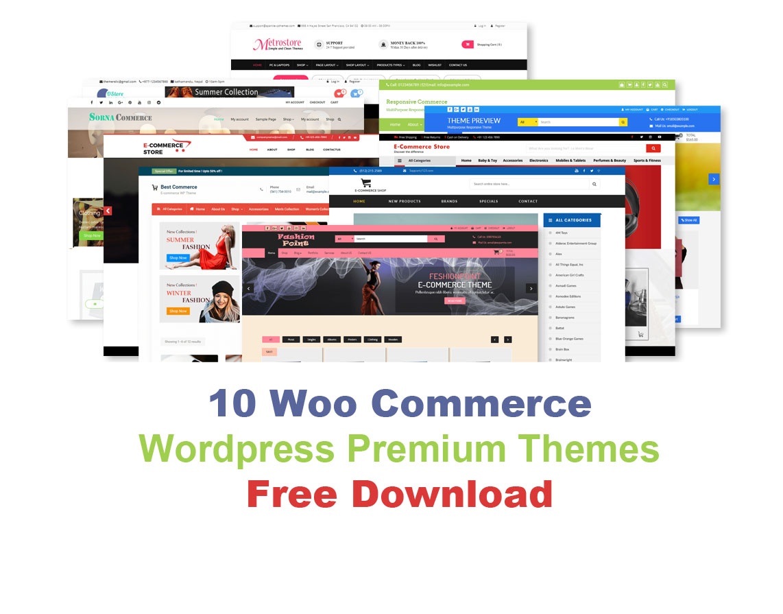 Best Responsive Themes Wordpress E Commerce Template Shop Store - Wordpress ecommerce templates
