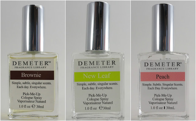 Demeter - Brownie + New Leaf + Peach