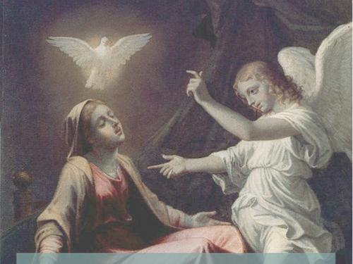Twelve (Simple!) Ways to Celebrate the Annunciation
