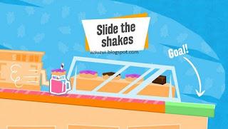 Slide the Shakes Download App