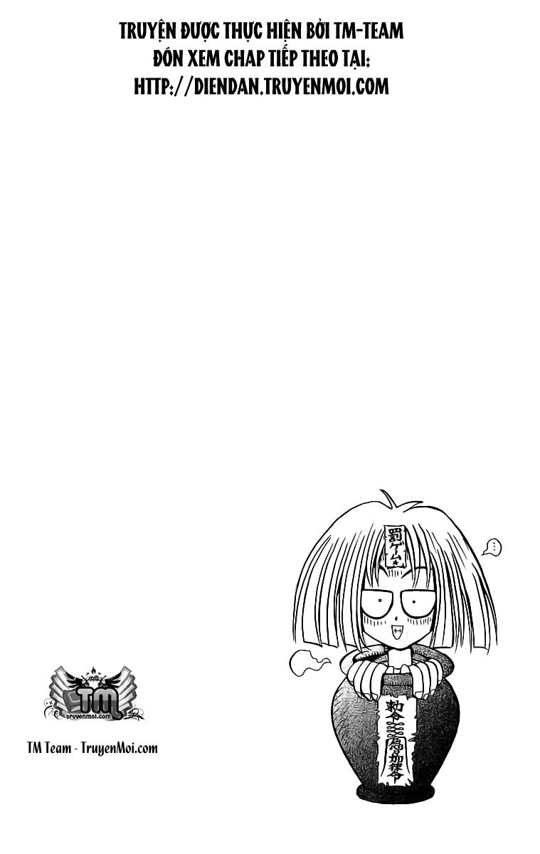 YUGI-OH! chap 47 - long trát phần ii trang 22