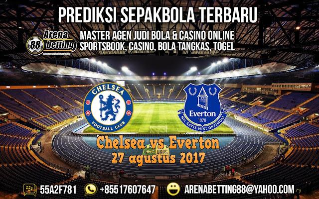 Prediksi Pertandingan Chelsea vs Everton 27 agustus 2017