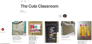 https://www.pinterest.com/elemprofessor/the-cute-classroom/