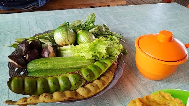 sayur gabus pucung di kabupaten bekasi