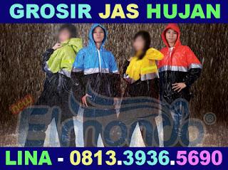 Jas Hujan Jaket Celana Elmondo EJC - 908