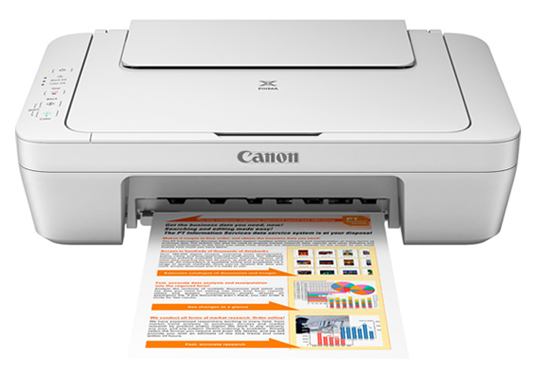 Canon Pixma MG2570 Printer Drivers Download
