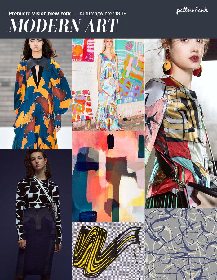 Fashion Vignette Womens Trends