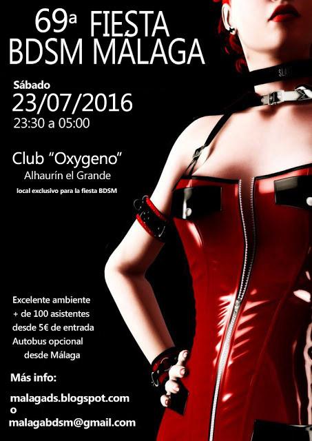 69ª fiesta BDSM en Málaga @ La Maison BDSM   Alhaurín el Grande   Andalucía   España