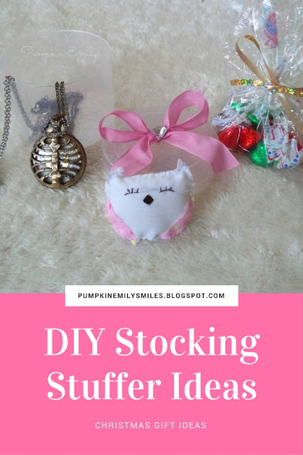 DIY Stocking Stuffer Ideas DIY Christmas Gift Ideas