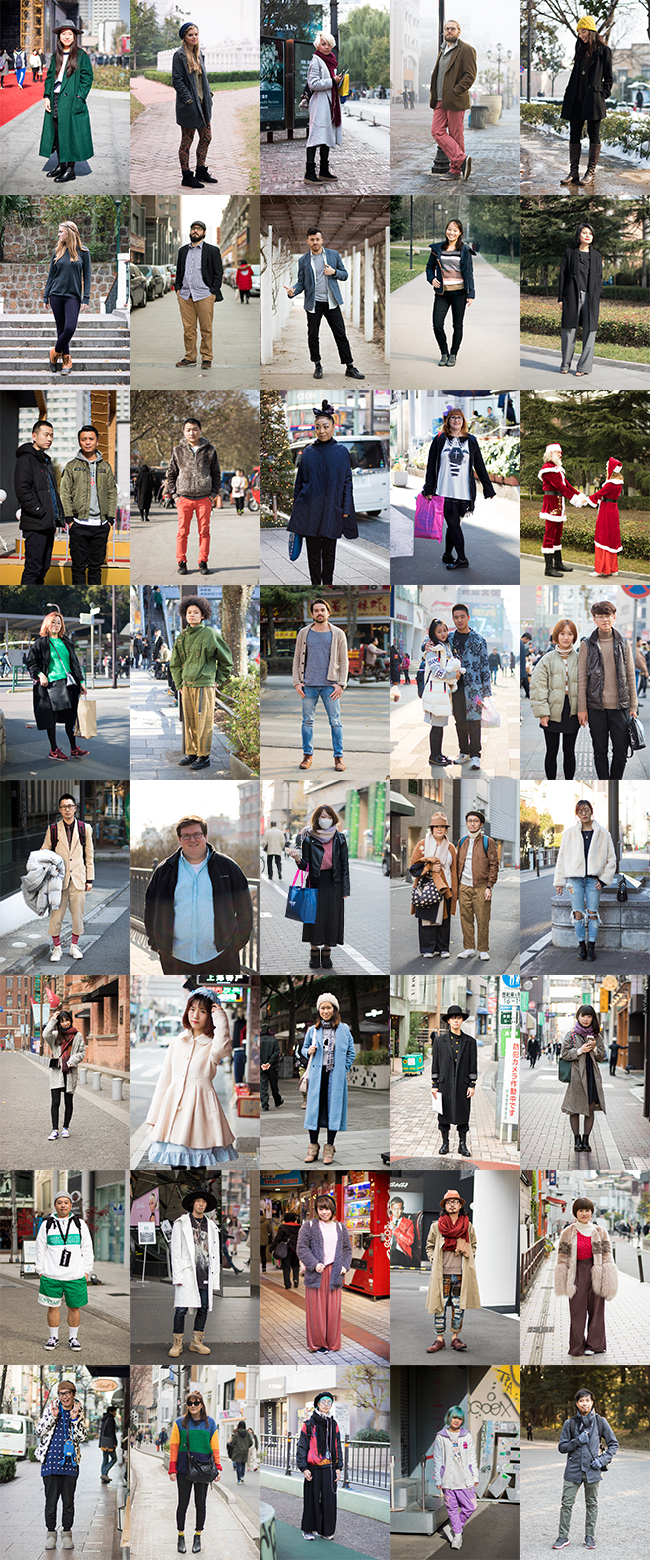 street style and fashion from japan, philippines, china, and korea
