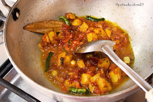 bengali pure vegetarian cottage cheese curry recipe